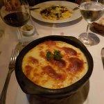 The lasagna and the Raviolli