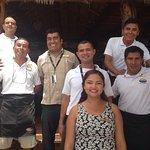 Friendly team, great food, beautiful marina view.