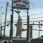 Фотография Phillippi Creek Village Restaurant & Oyster Bar