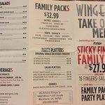 Foto de WINGERS Roadhouse Diner