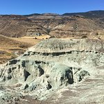 John Day Fossil Bed- Sheep Rock Unit
