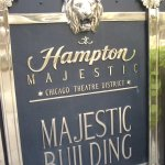 Photo of Hampton Majestic Chicago Theatre District