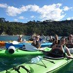 Photo de Cathedral Cove Kayak Tours