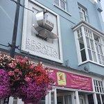 Regatta Restaurant Front Entrance on Aldeburgh main street