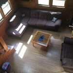 Foto de Hillbilly Haven Log Cabin Rentals