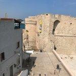 Overlooking Castillo V & promenade