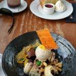 Double chocolate torte - a taste sensation