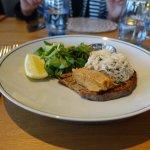 Crab meat - white/brown - yum yum