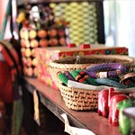 We sell beautiful handicrafts & souvenirs.