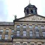 Paleis op de Dam (Königlicher Palast) Foto