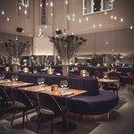The Strand Atrium Dining room