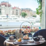 The Strand - Afternoon tea