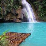 Beautiful lagoon waters!