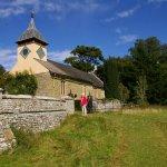 The parish church still in regular use
