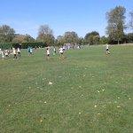 campo da calcio, due in erba e due a 5 su cemento