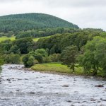 River at castle