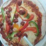 Tabla Pizza