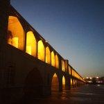 Photo of Siosepol  Bridge