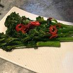 Tender stem brocolli