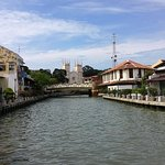 Photo of Malacca River