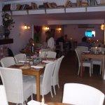 Restaurant, inner tables