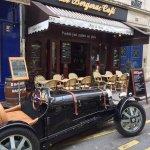The New Bergerac Café