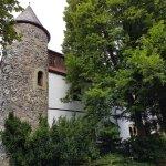 Jagdschloss Holzberg Foto