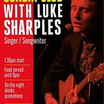 Sunday Club with Luke Sharples