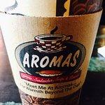 Aromas Specialty Coffees & Cafe Foto