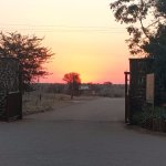 Entrance to Croc Bridge. Who knows what roams beyond those gates? ;)