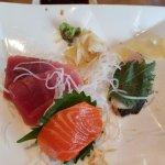 Sashimi Lunch