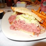 Corned beef special - yum!