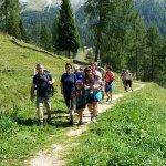 Wanderung mit Monika Seehauser auf dem Perlenweg