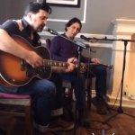 Live Music every Sunday Afternoon with Joe Fury & Tom Portman