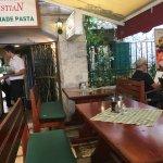 Good food in Trogir old town!