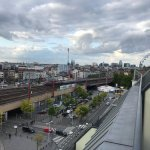 Foto de Novotel Brussels Midi Station