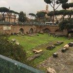 Mercati di Traiano - Museo dei Fori Imperiali - view of a section of Trajan's Forum