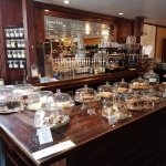 Coffee Bar & Pastry Counter