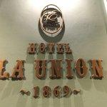 Photo de Hotel La Unión