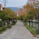 Hakodate Motomachi area