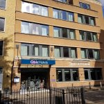 Photo de Qbic Hotel London City