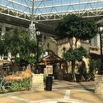Inside the Gaylord Texan
