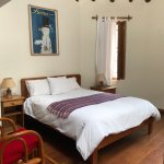 Beautifully appointed guest room with a lovely view of the cusco city