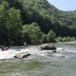 What a Gorgeous River Canyon!    The Nolichucky River!