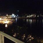 vista sul porto