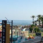 Balcony view towards the Marina