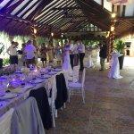 The wedding Reception