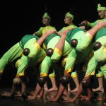 the praying mantis dance