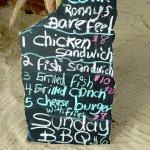 Foto di Ronny's Barefeet Restaurant & Bar