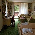 Hotel Engel Obertal Foto